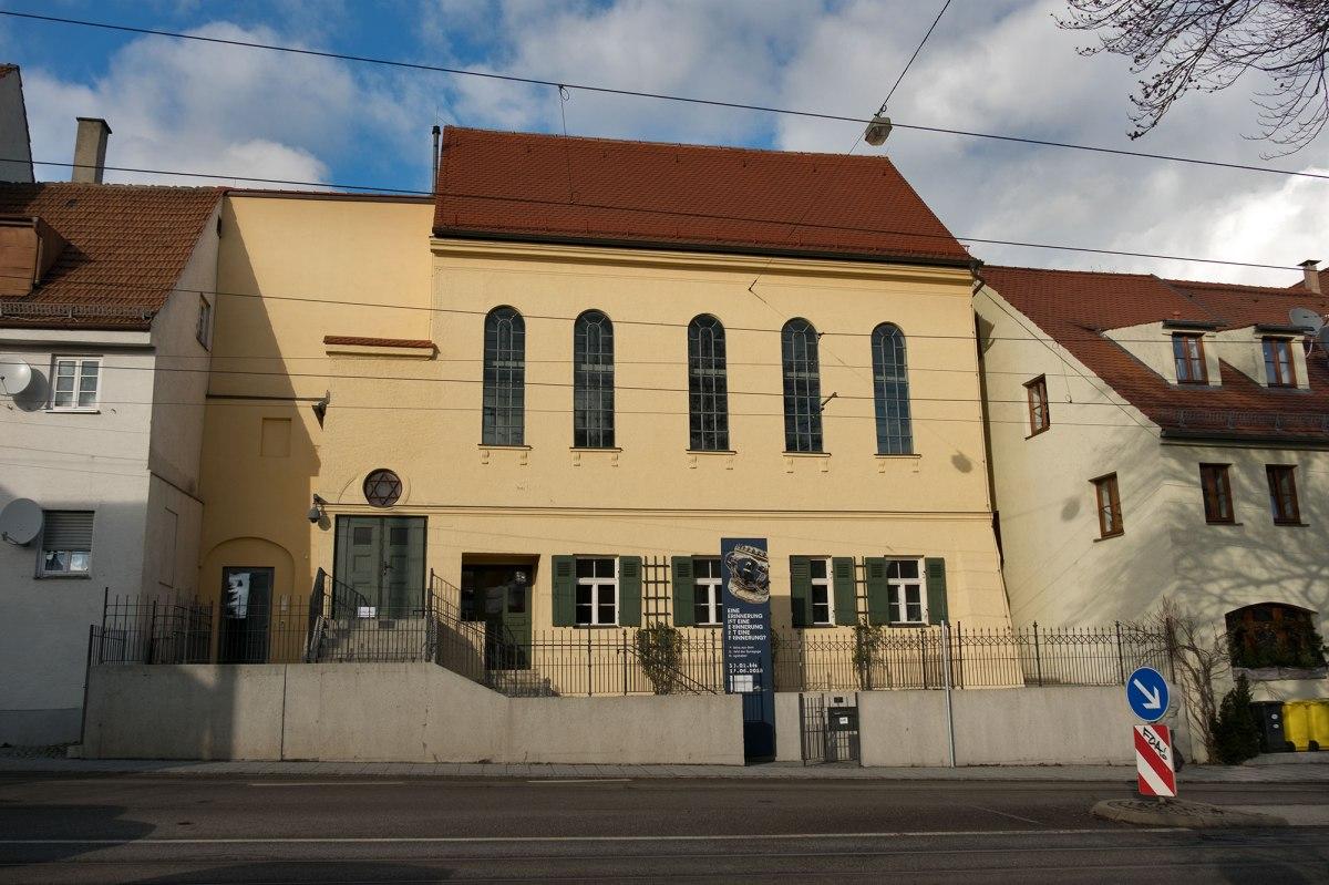 Kriegshaber synagogue