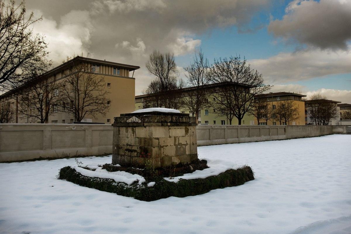 Kriegshaber Jewish cemetery