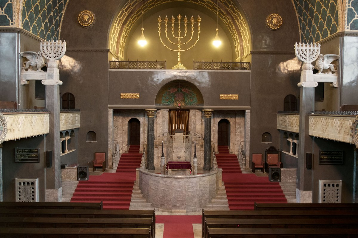 Augsburg synagogue