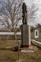Dubăsari mass killing site - new memorial