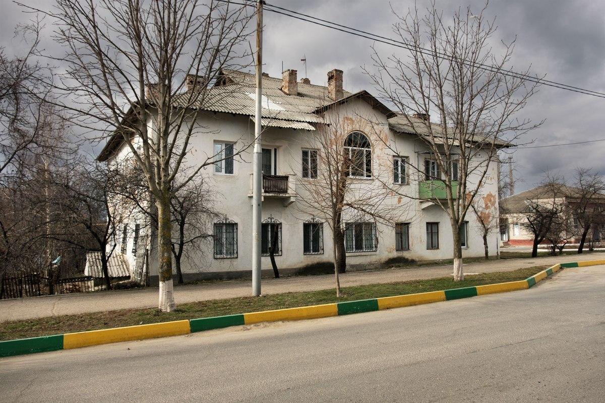 Dubăsari - former synagogue