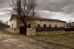 Raşcov Hasidic court - former beit midrash