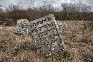 Raşcov - new Jewish cemetery
