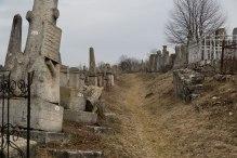 Mohyliv-Podilsky Jewish cemetery