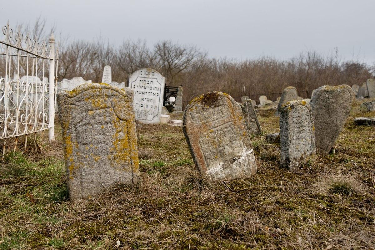 Chernivtsi (Podolia) Jewish cemetery