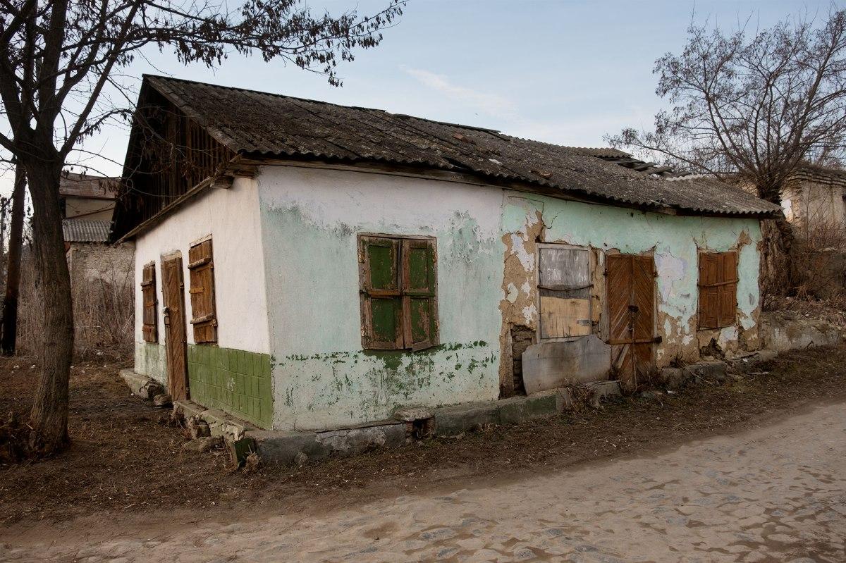Chernivtsi (Podolia), former Jewish neighbourhood