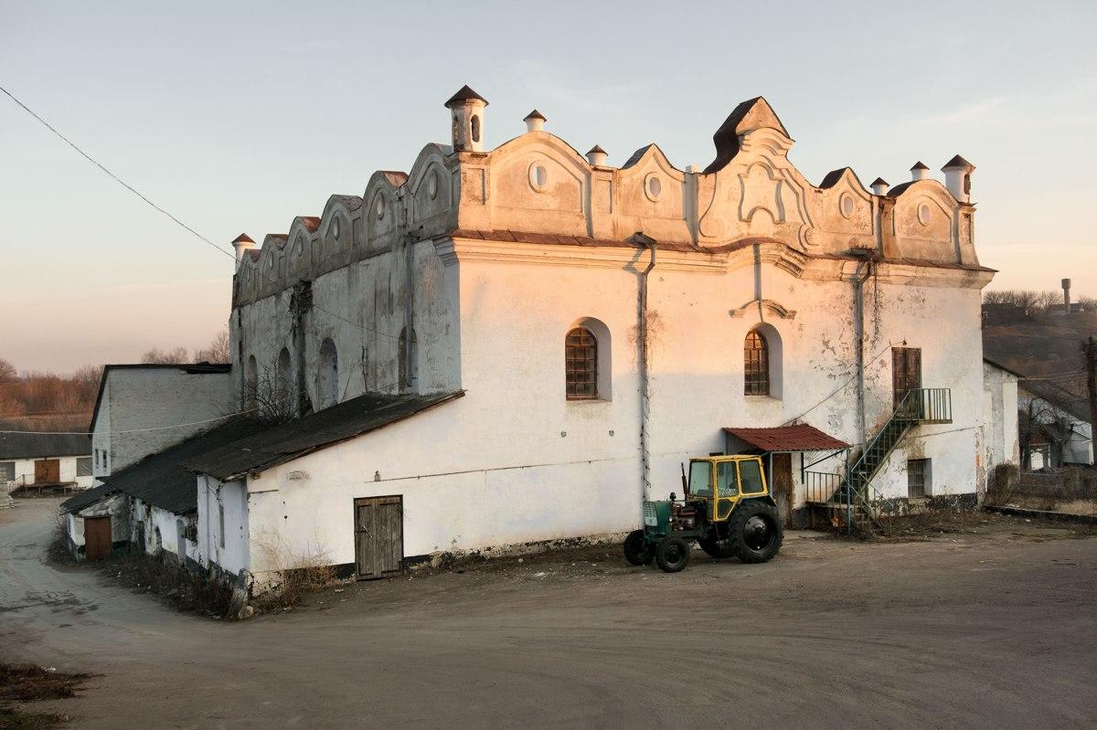 Sharhorod Great Synagogue
