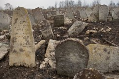 Sharhorod - New Jewish Cemetery