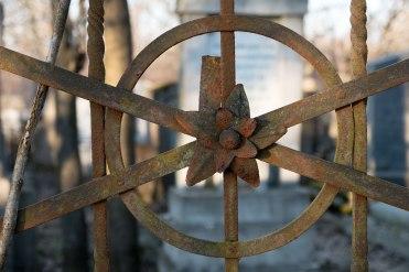 Khotyn - New Jewish Cemetery