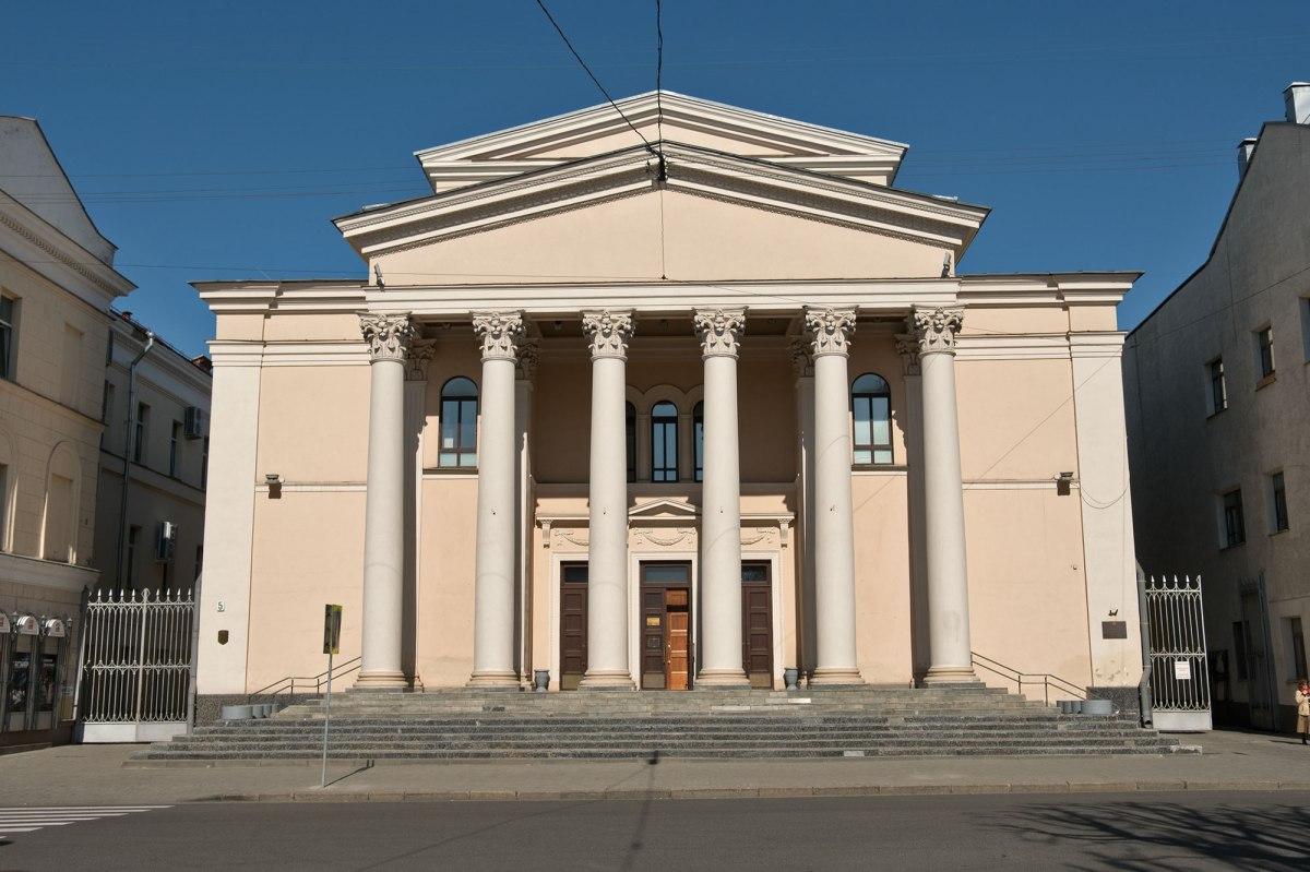 Minsk - Choral Synagogue