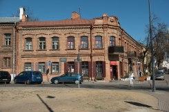 Minsk - shop in a former Jewish neighbourhood