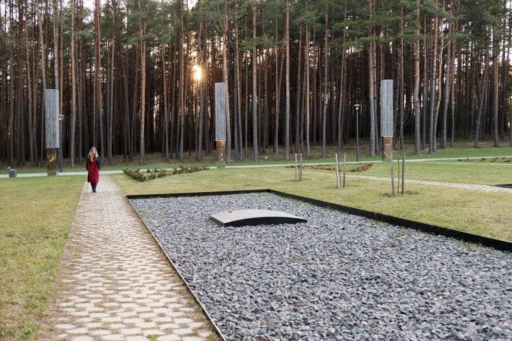 Minsk - Maly Trostinets memorial