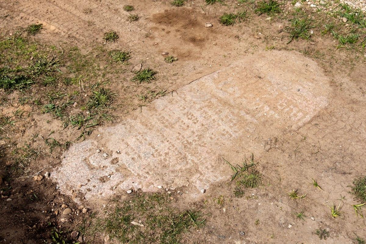Ivyanets Jewish cemetery