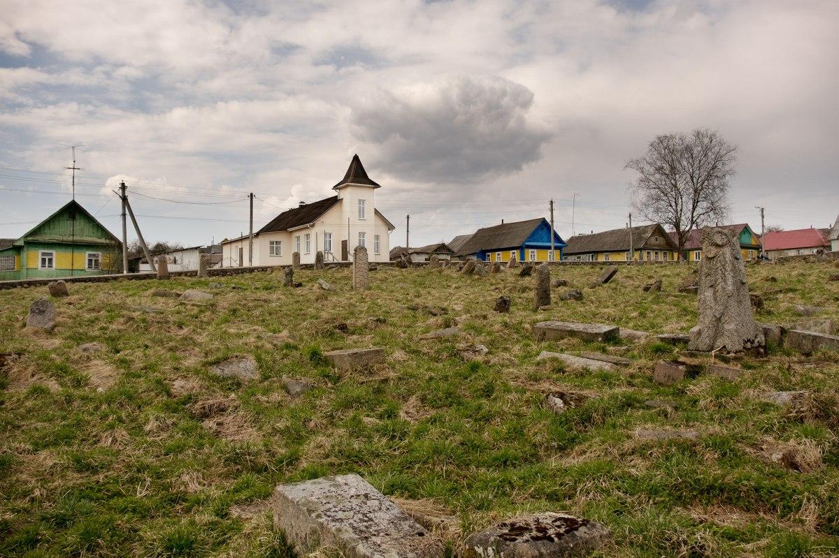 Valozhyn Jewish cemetery