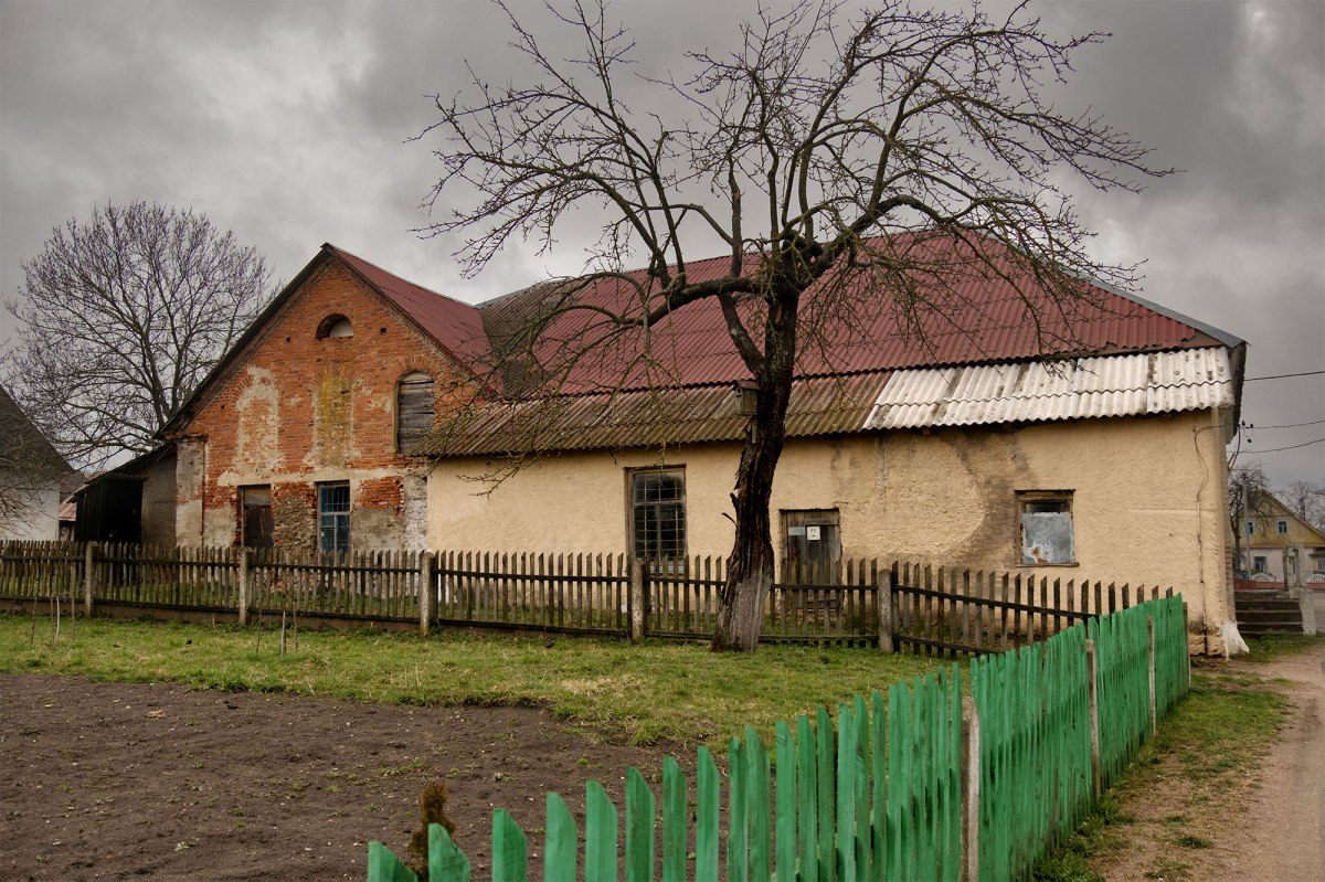 Vselyub synagogue