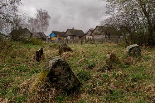 Vselyub Jewish cemetery