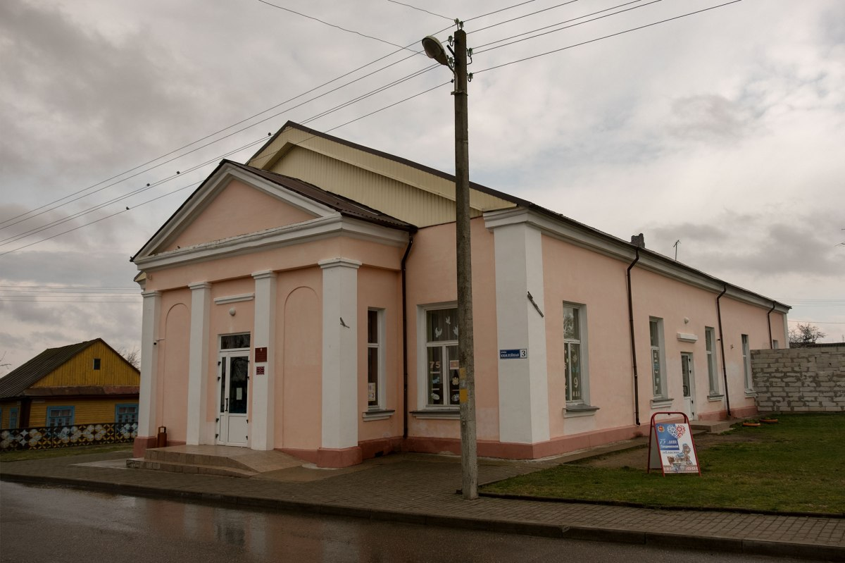 Liubcha - one of two synagogues