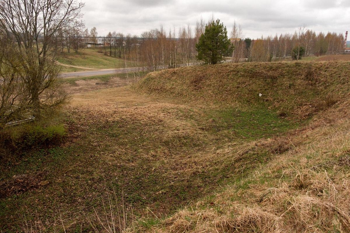 Navahrudak - mass killing site