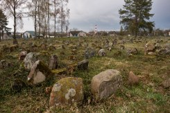 Diatlovo Jewish cemetery
