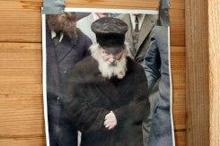 Radun - in the ohel of Rabbi Yisrael Meir Kagan