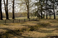 Radun - mass grave at the Jewish cemetery