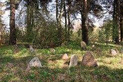 Zhaludok Jewish cemetery