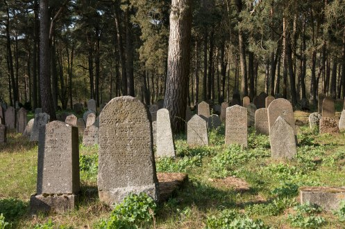 Hrodna Jewish cemetery