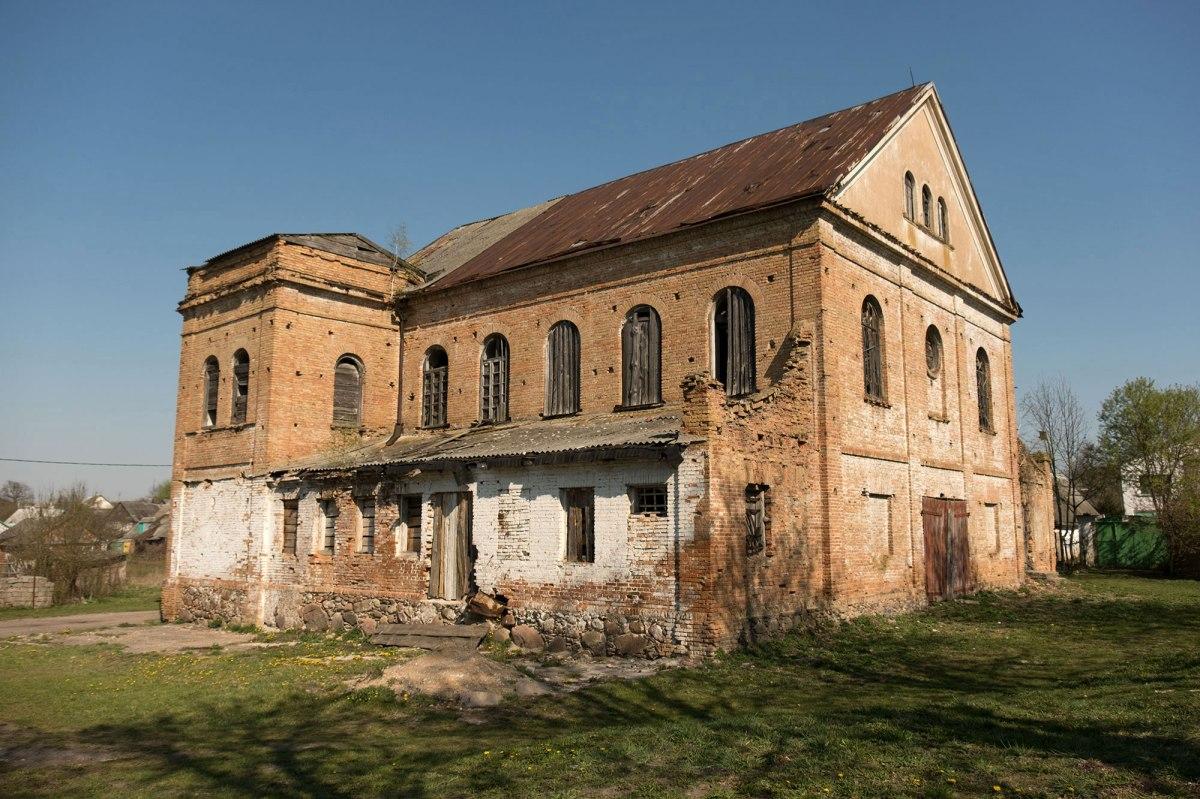 Indura synagogue