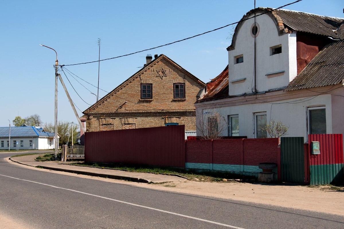 Lunno - Jewish neighbourhood