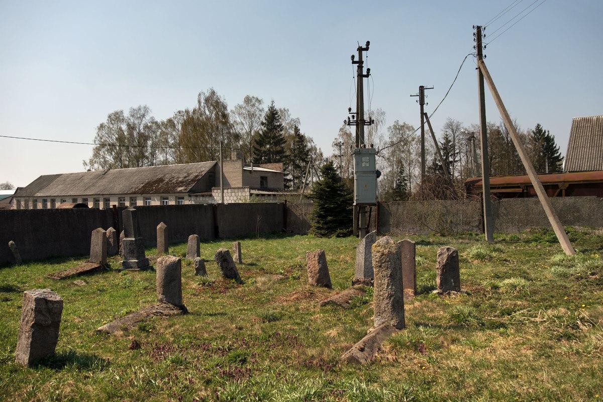 Svislach Jewish cemetery