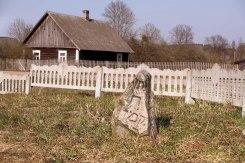Lyskava - Jewish cemetery