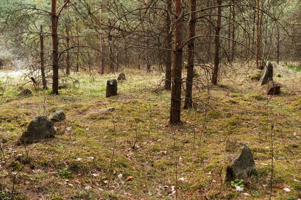 Ruzhany Jewish cemetery
