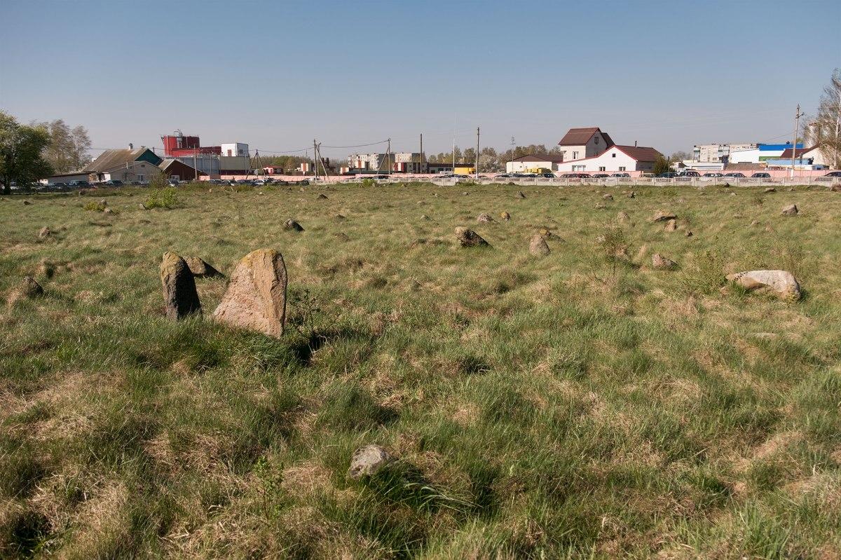 Pruzhany - Jewish cemetery