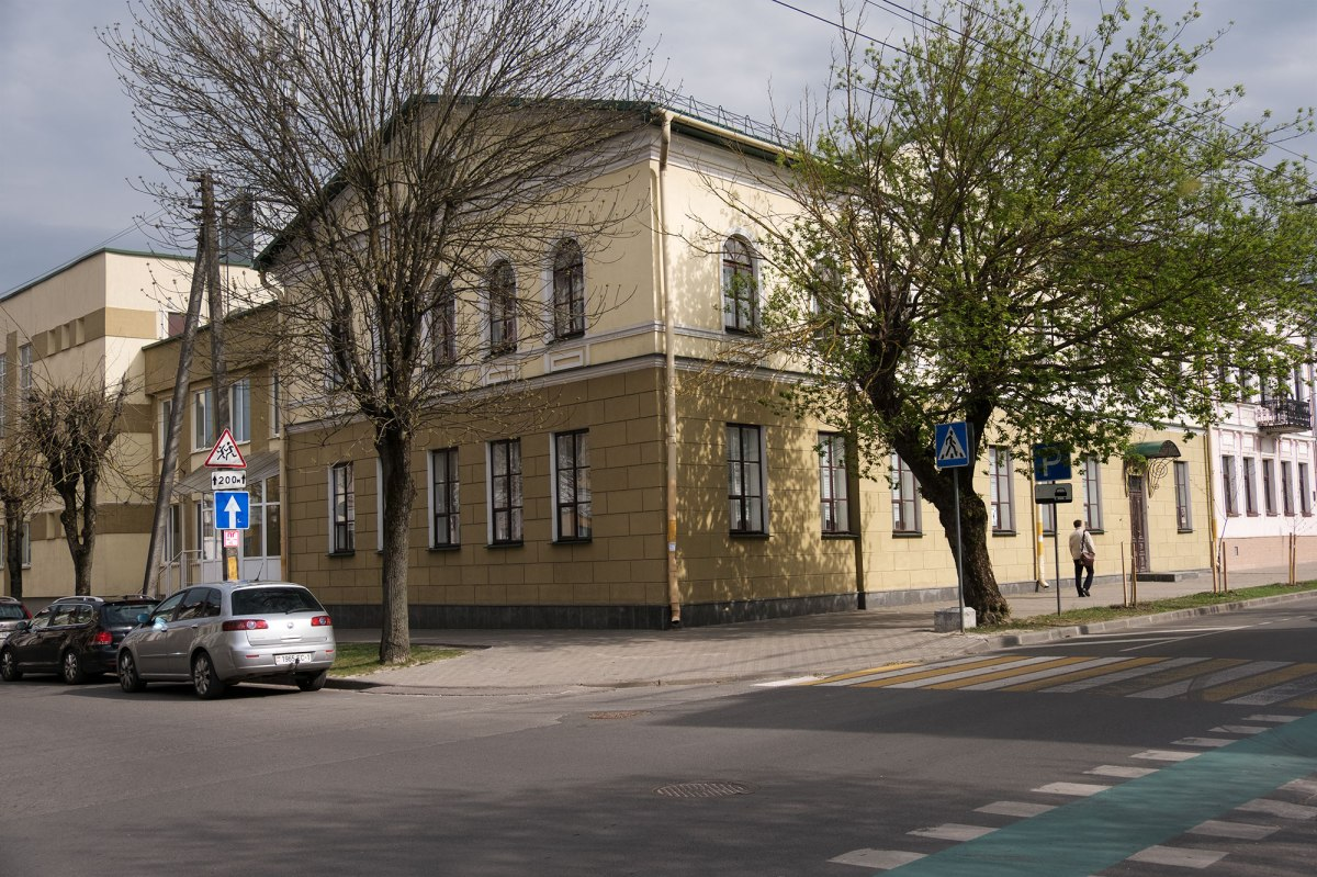 Brest - former synagogue