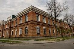 Brest - former Jewish hospital