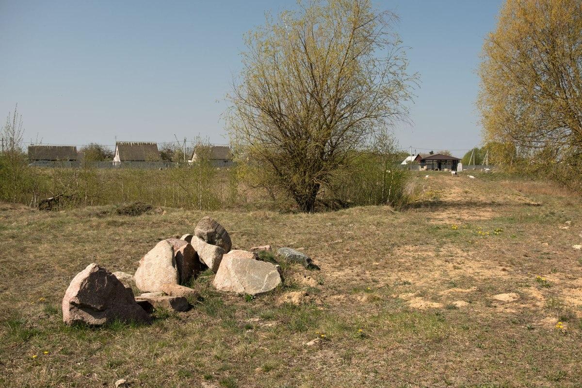 Kobryn - Jewish cemetery