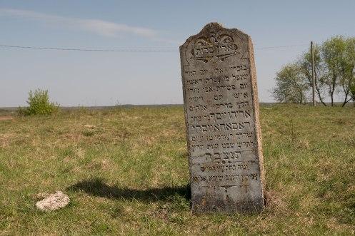 Byten - Jewish cemetery