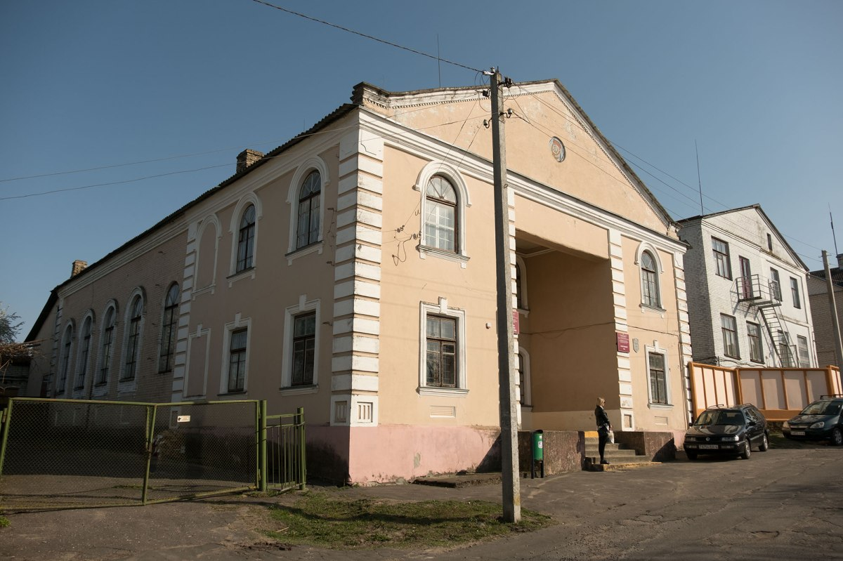 Slonim - synagogue