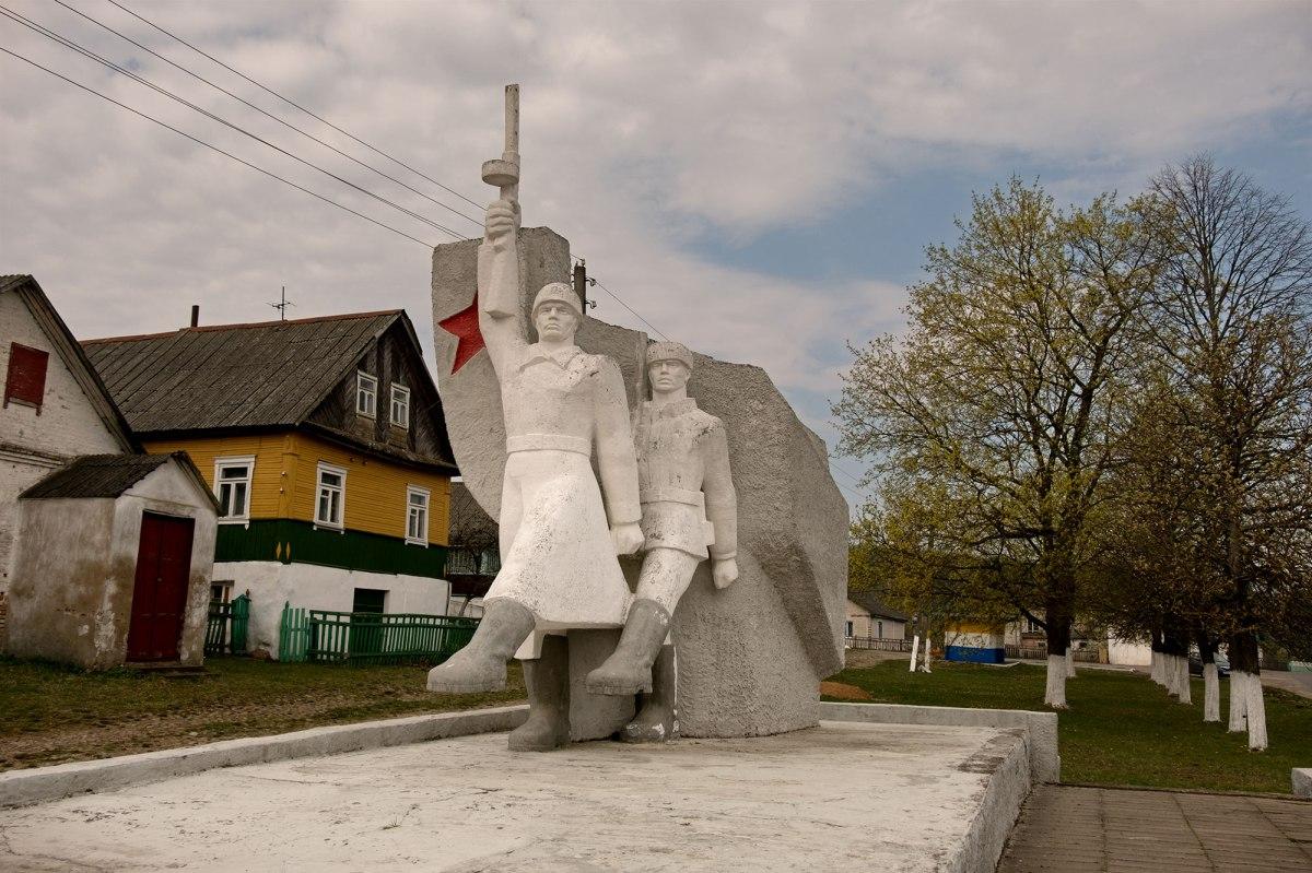 Molchad - Soviet war memorial