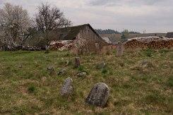 Molchad - Jewish cemetery