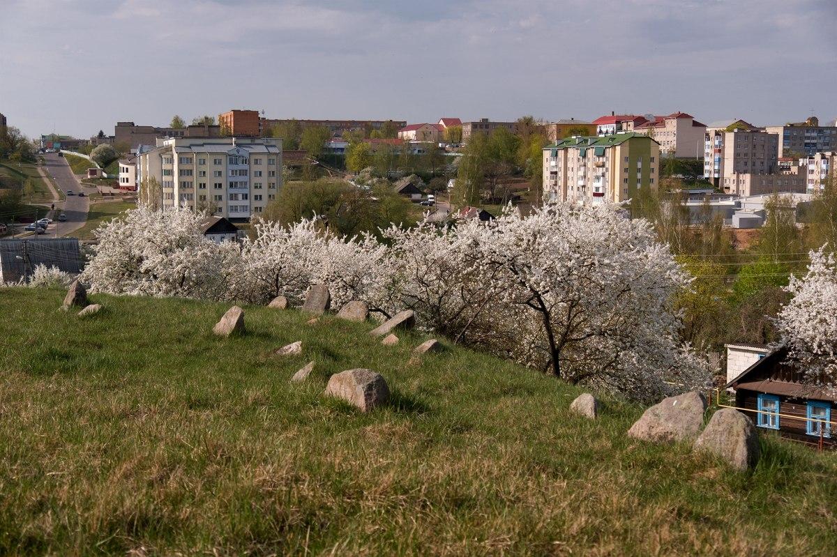 Kapyl - Jewish cemetery