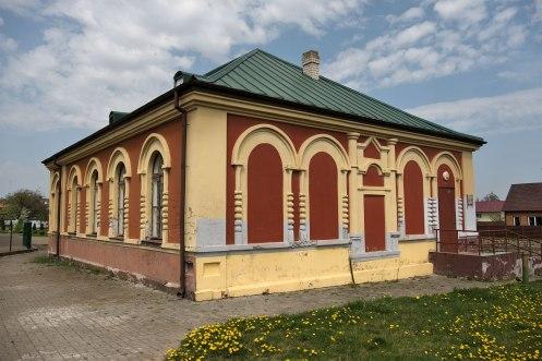 Mir - former synagogue