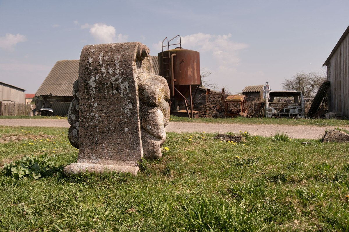 Turets - Jewish cemetery