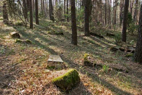 Novy Sverzhan - Jewish cemetery