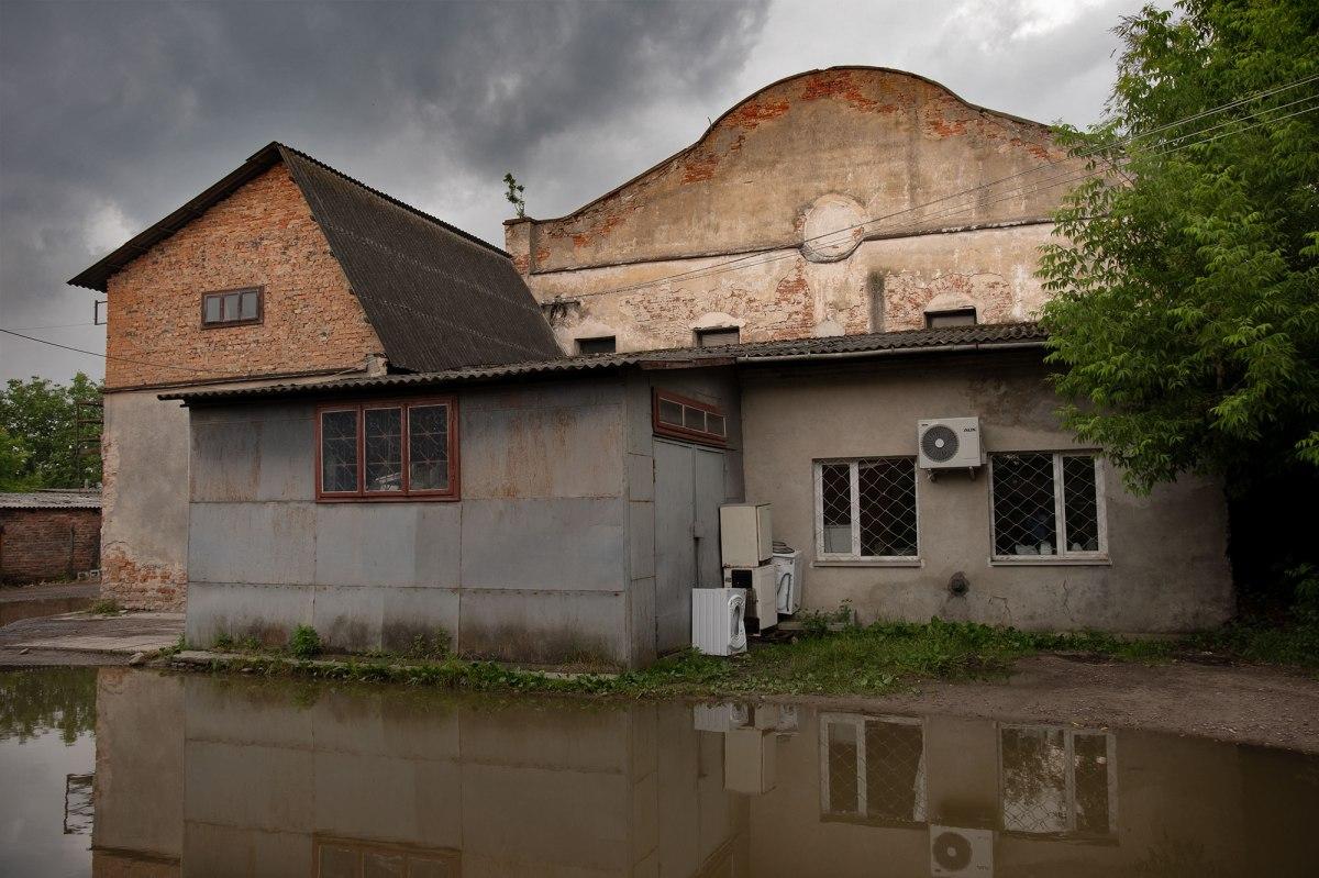 Radekhiv - synagogue