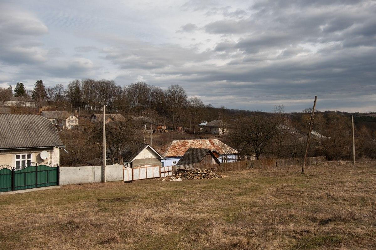 Chernelytsia - Jewish cemetery