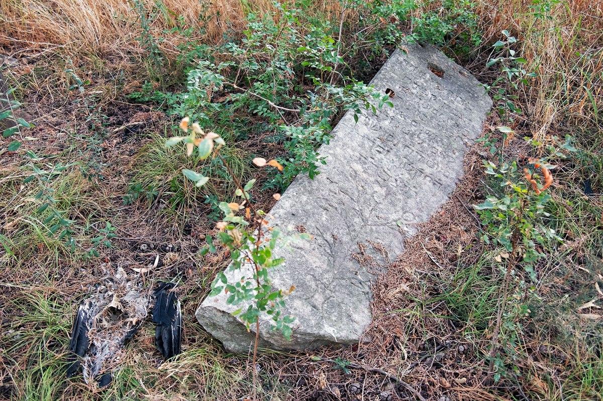 Kos - old Jewish cemetery