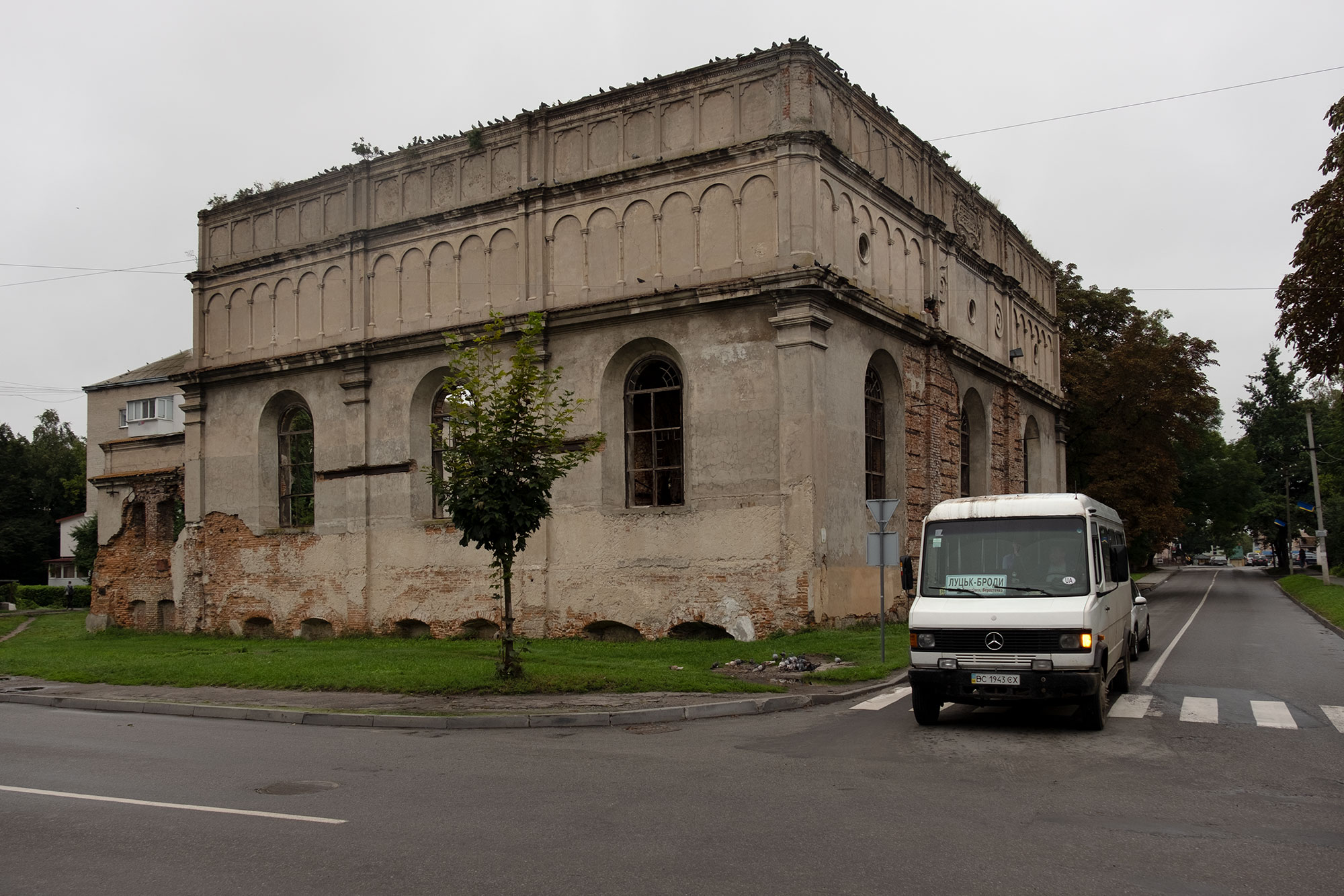 Brody - Great Synagogue