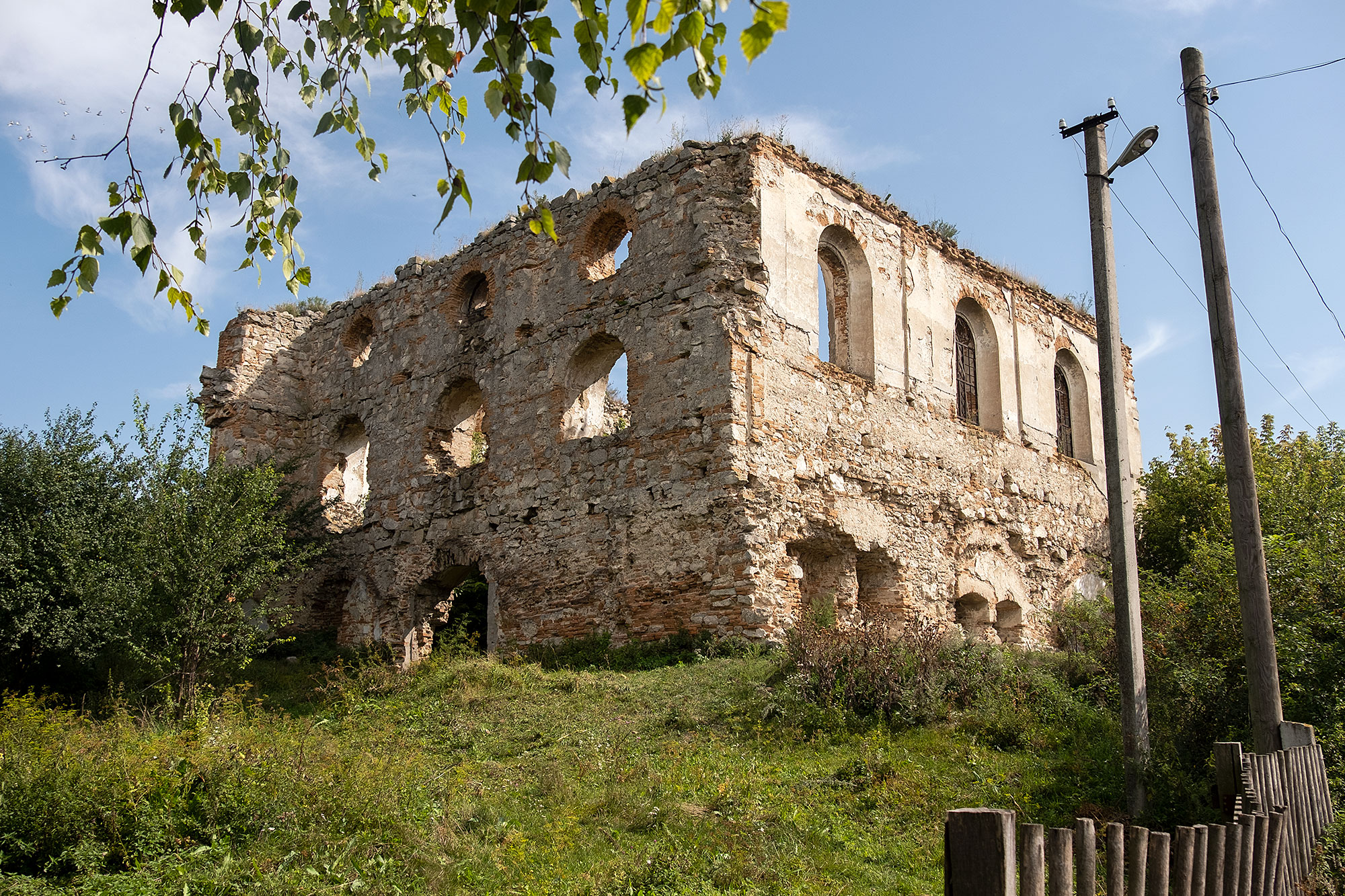 Hrymailiv - Great Synagogue