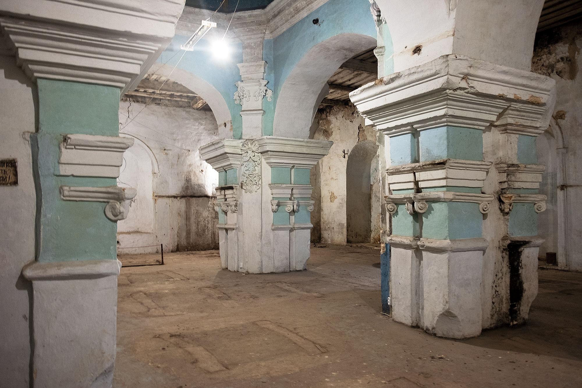 Sharhorod - Great Synagogue